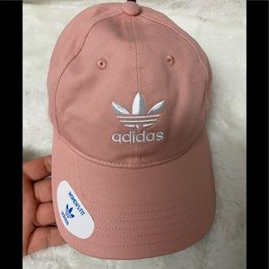 adidas Accessories - NWT! Adidas cotton Twill relaxed cap pink spirit